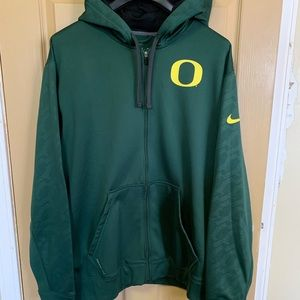 Nike men's Oregon hoodie XXL